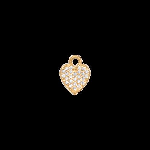 Mix & Match single heart pendant
