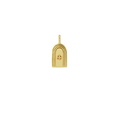 Dreamland Doorway Pendant Champagne