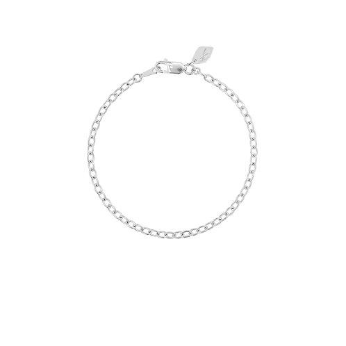 Rounded Link Bracelet