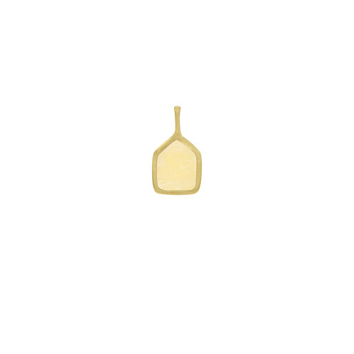 Yellow Affair Pendant