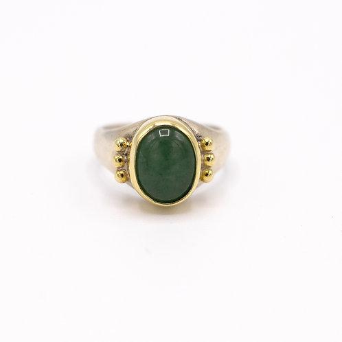 Jade Pink Ring