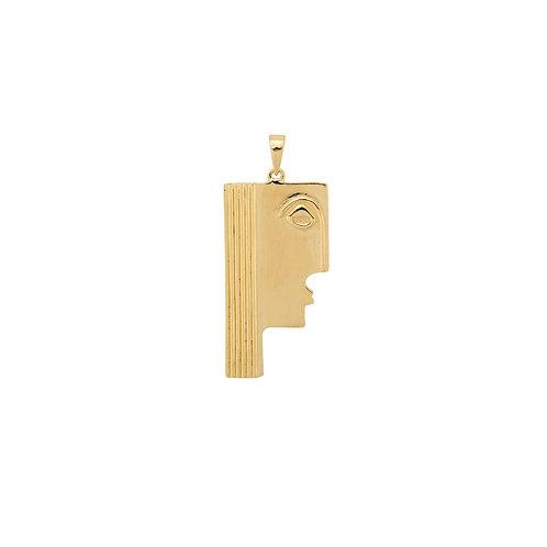Pharaoh Necklace Charm