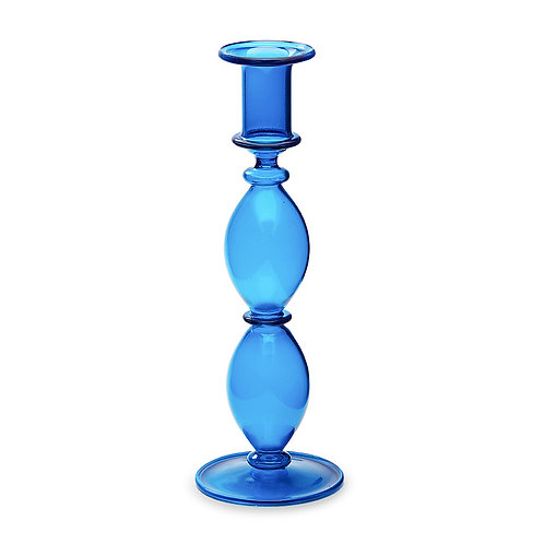 Harbor Glass Candle Holder