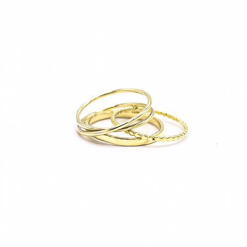 Overcross Ring
