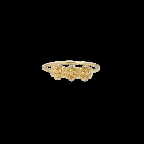 Bloom Ring 14K