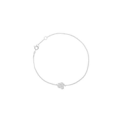 Soul Flower Bracelet Silver