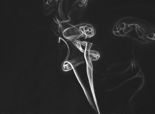 Smoke Series - Artist Statement (2011)