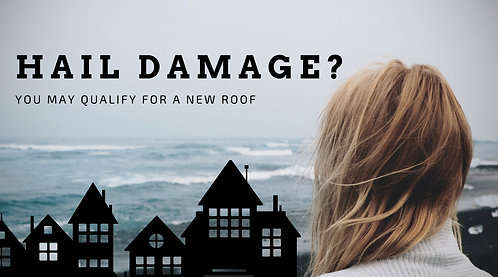 Woman Hail Damage 017