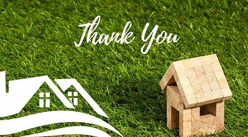 Thank You Grass 32