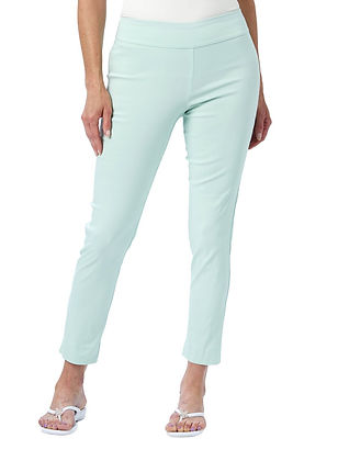 KrazyLarry_Womens_Mint_AnklePants_TheYou
