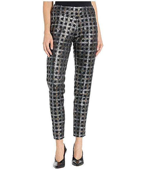 Krazy Larry Pull On Pant -Silvergrid