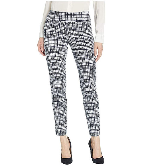 Krazy Larry Pull On Pants - Nautical Lines