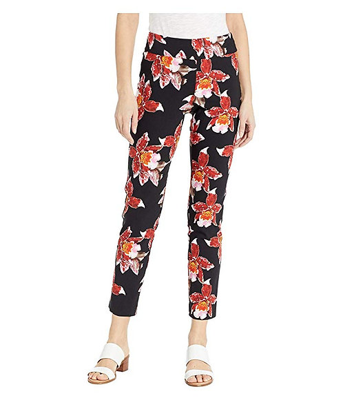 Krazy Larry Pull On Pant - Black Orchid