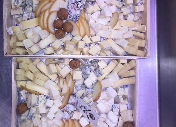 Plateaux de fromage divers 10-12 personnes