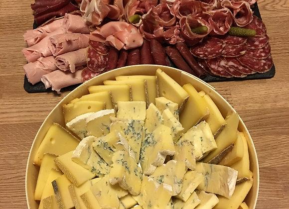 Raclette / La part