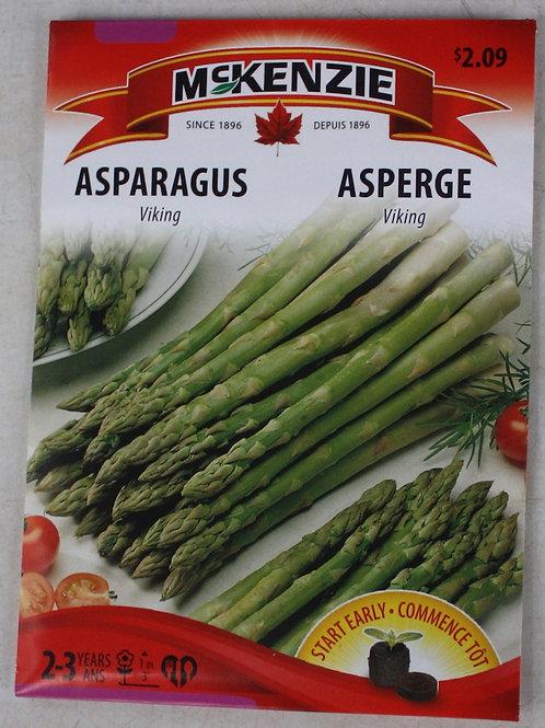 McKenzie Asparagus Seeds
