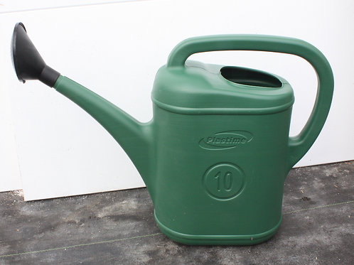 Watering can - 10-litre green