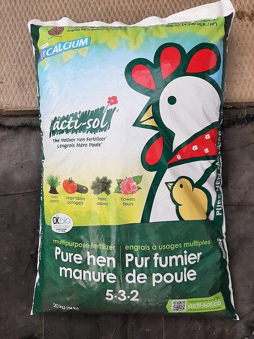 Acti-Sol - All-purpose Fertilizer - 20kg