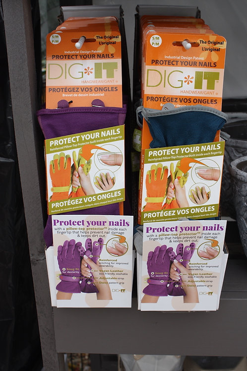 Dig It Handwear with Pillow Top Protector TM