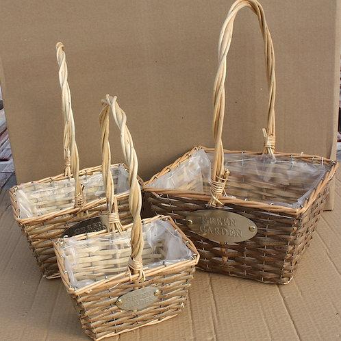 Carli Baskets - Set of 3