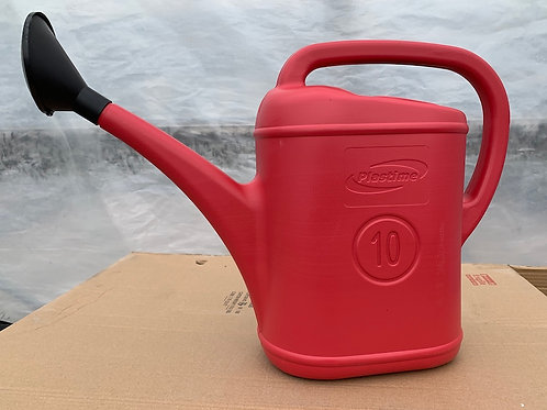 Watering can - 10-litre red