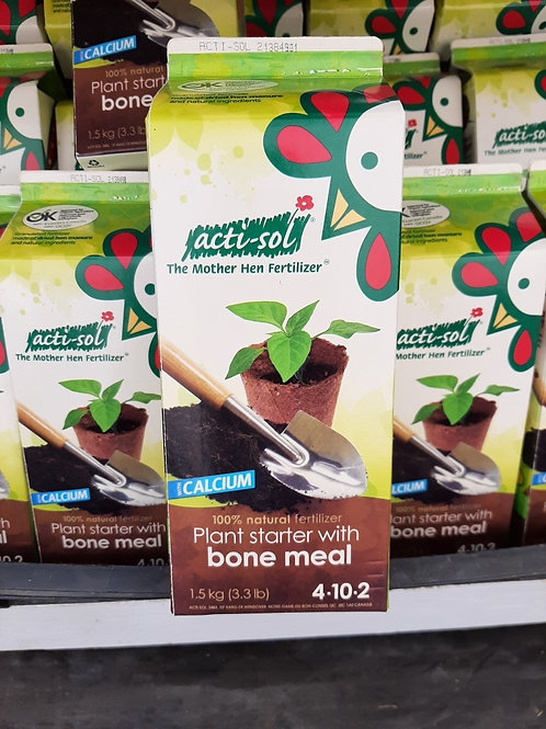 Acti-Sol - Plant Starter with Bone Meal