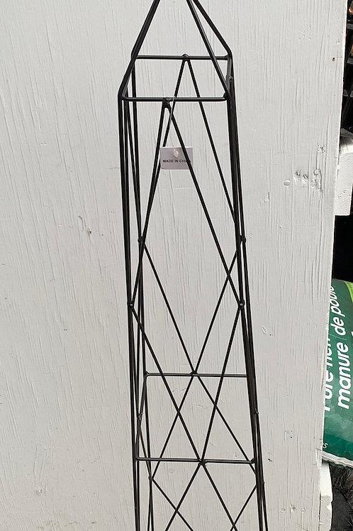 4-ft Garden Obelisk
