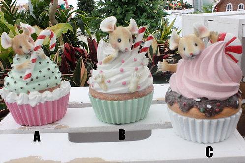 Cupcake Mice
