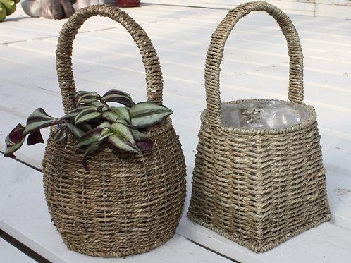 Rope-look Basket - 6-inch