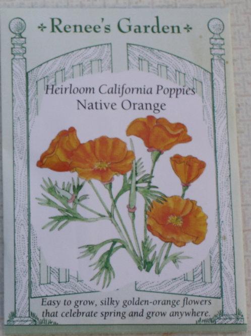 Renee's Garden Poppy Seeds