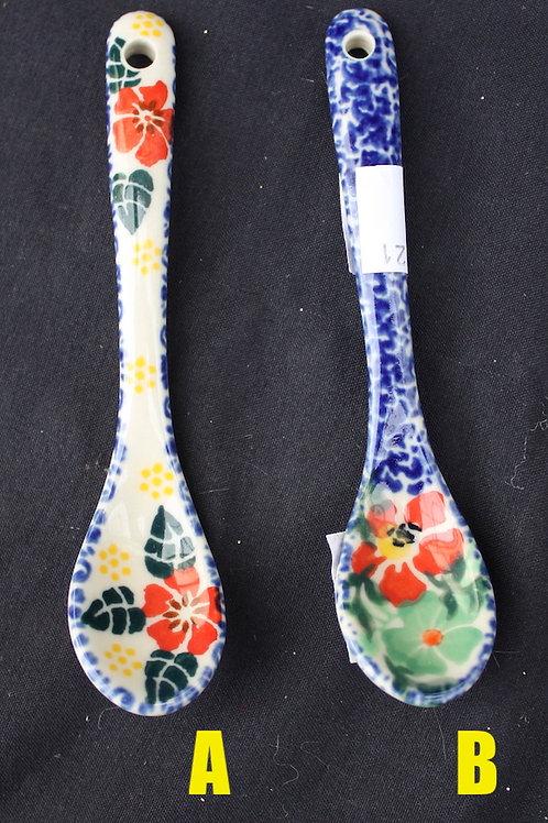 Polish Pottery - Medium Spoons