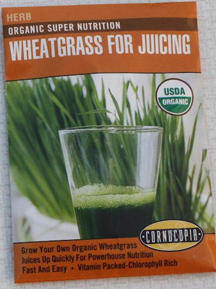 Cornucopia Wheatgrass for Juicing - Organic