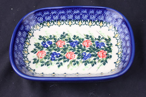 Polish Pottery - Butter Platter