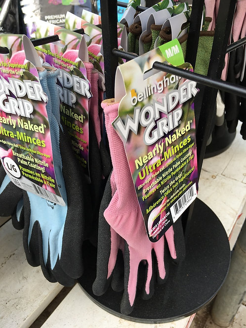 Wonder Grip Gloves - Nearly Naked (old stock)