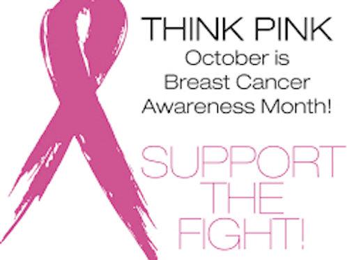 Breast Cancer Awareness Floral Arrangement