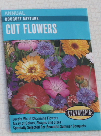 Cornucopia - Cut Flowers - Bouquet Mixture