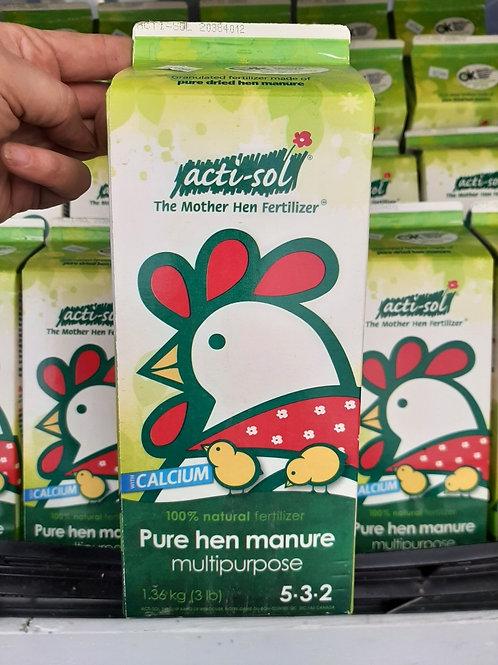 Acti-Sol - All-purpose Fertilizer - 1.5kg