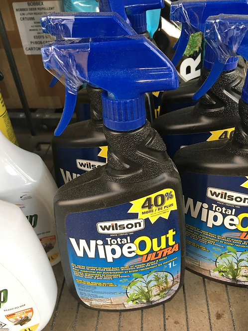 Total Wipeout Ultra Grass and Weed Control