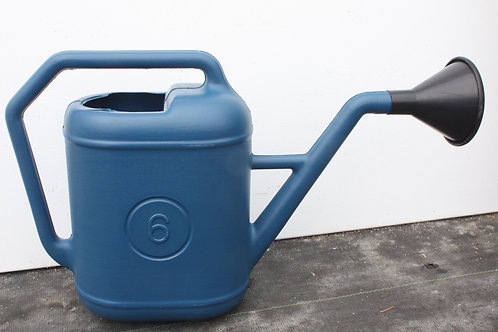 Watering can - 5-litre blue