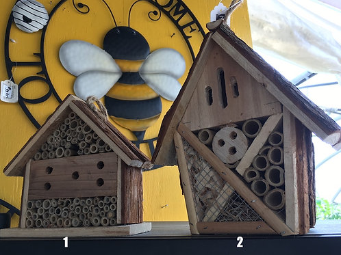 Bee Habitats