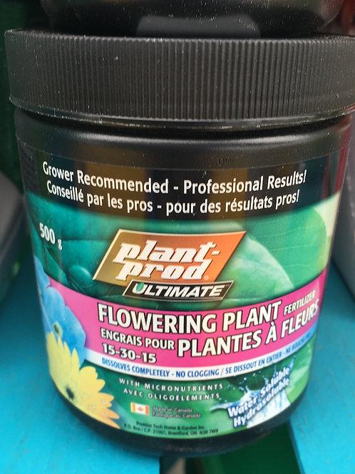 Plant Prod 15-30-15 Flowering Plant Fertilizer