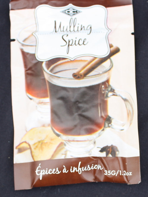 Orange Crate Cider and Mulling Spice