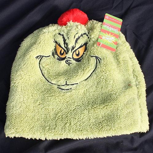 Grinch Snow Wear - Hats 3+