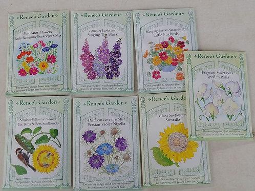 Renee's Garden Flower Seeds