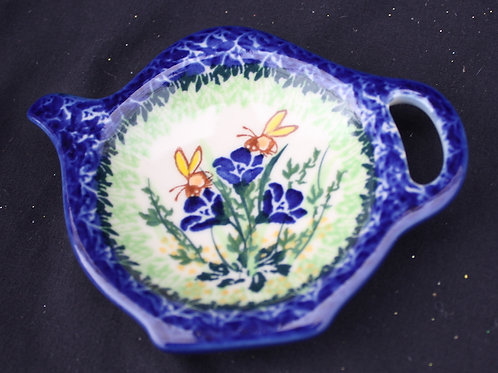 Polish Pottery - Teabag holder