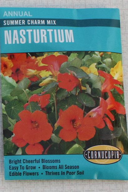 Cornucopia - Nasturtium - Summer Charm Mix