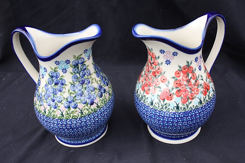 Polish Pottery - Pitchers