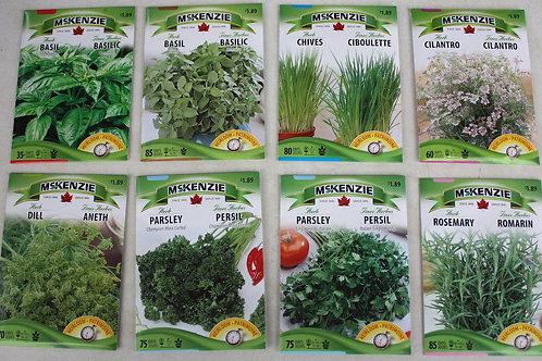 McKenzie Herb Seeds