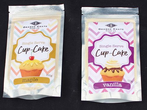 Orange Crate Single-Serve Cupcake