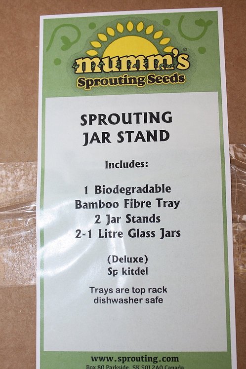 SproutingJar Stand Kit - Deluxe